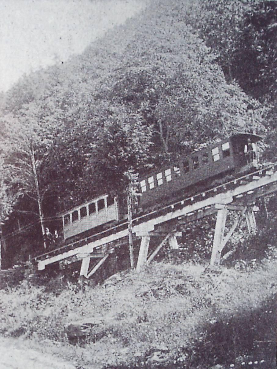 Shohola Glen Switchback Gravity Railroad (1887-1908)
