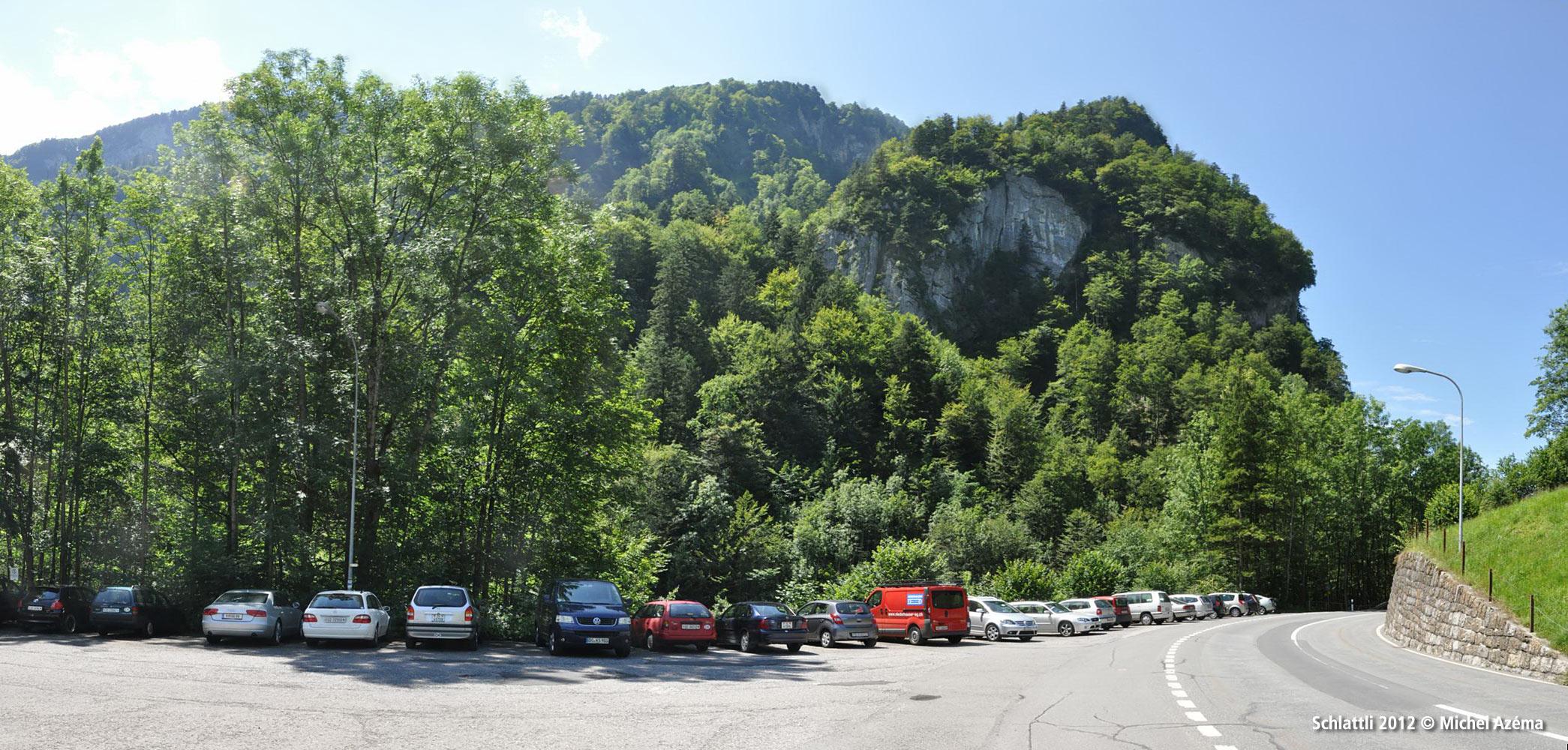 Parking de Schlattli