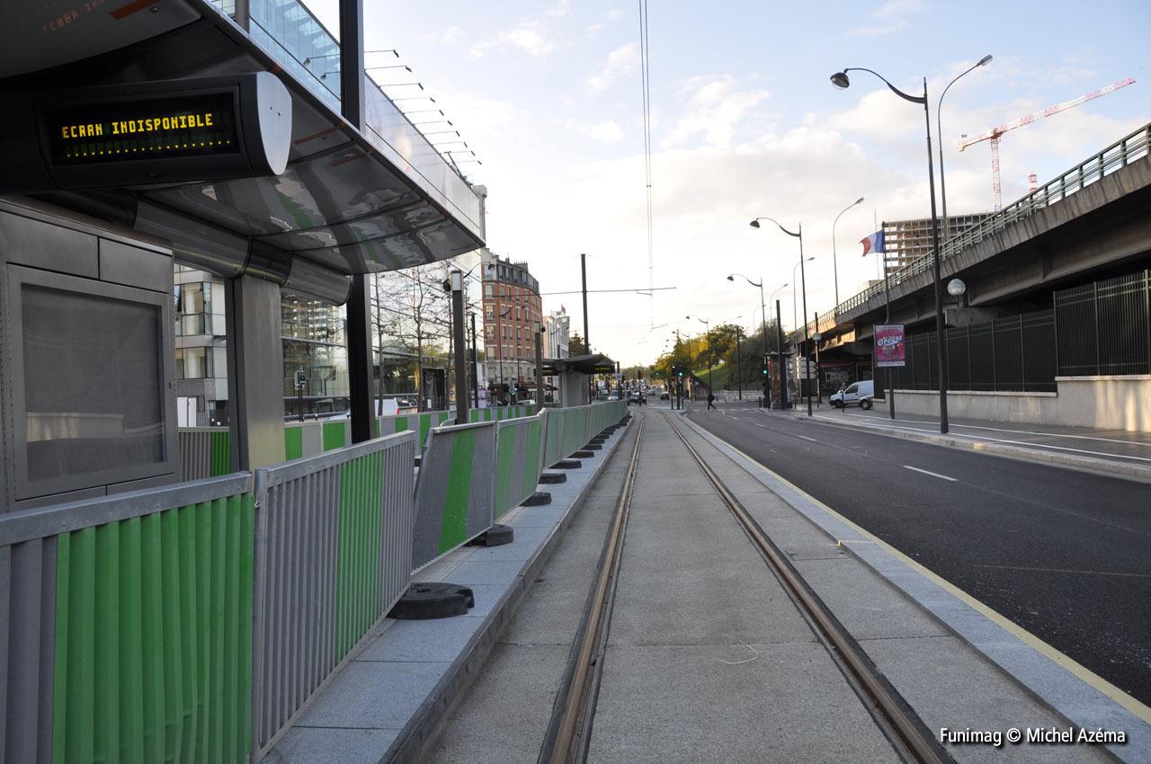 Aquaboulevard tramway t2 - Trajet metro gare de lyon porte de versailles ...
