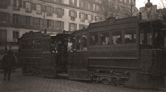 Tramway funiculaire de Belleville (1920)