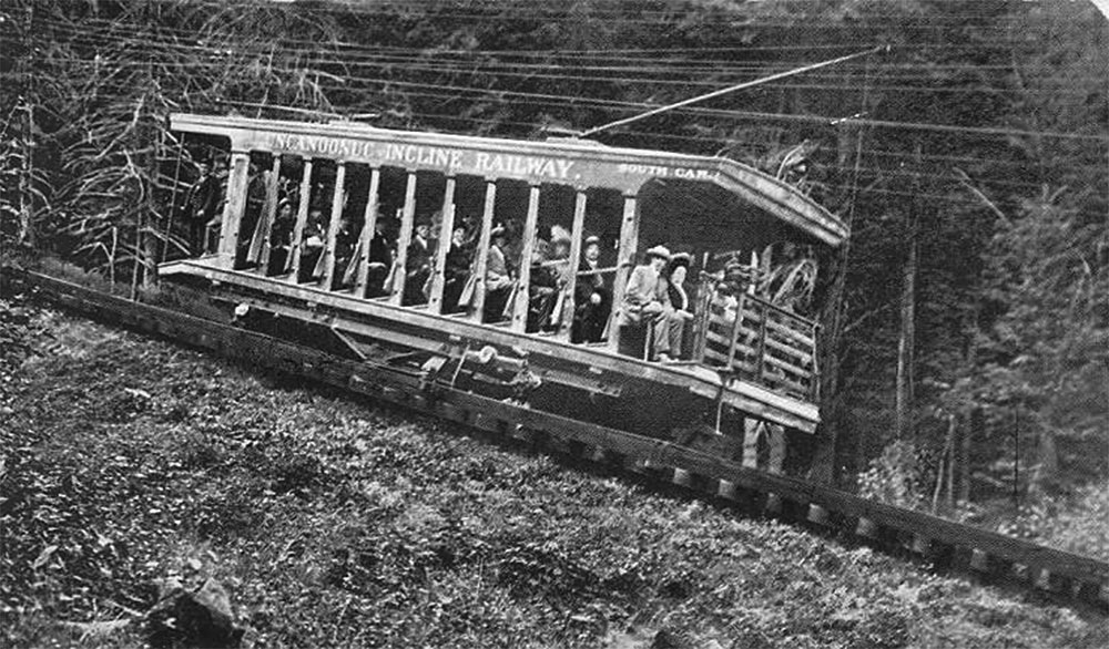 Uncanoonuc Incline Railway (1907-1941)
