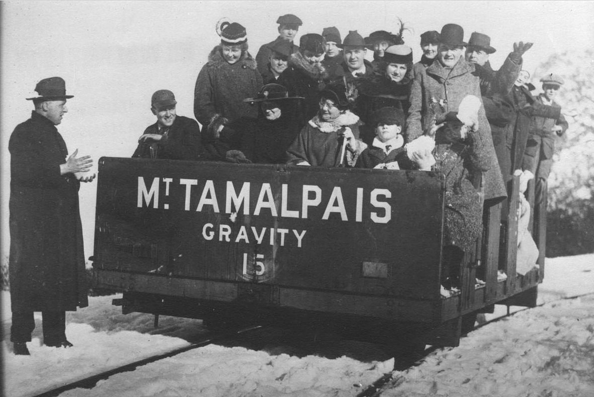 Mount Tamalpais Gravity Railroad