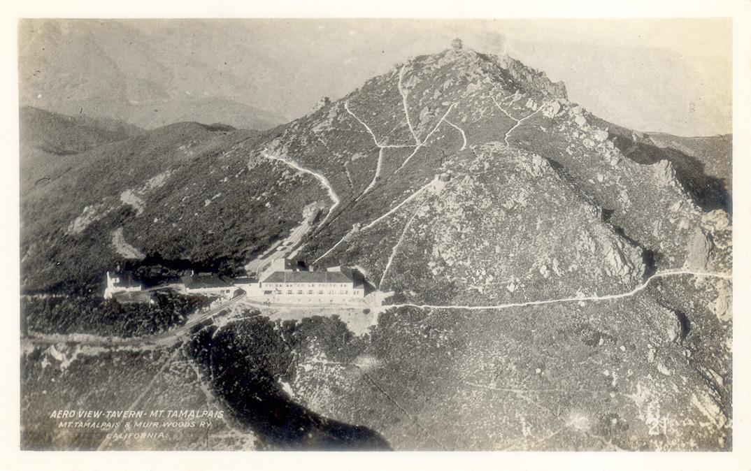 Mount Tamalpais and Tavern