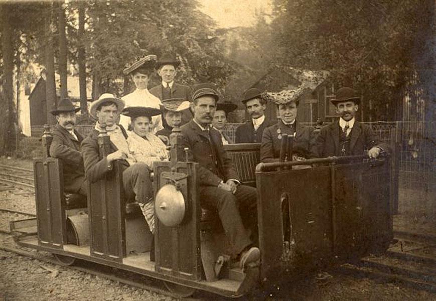 Mount Tamalpais Gravity Railroad