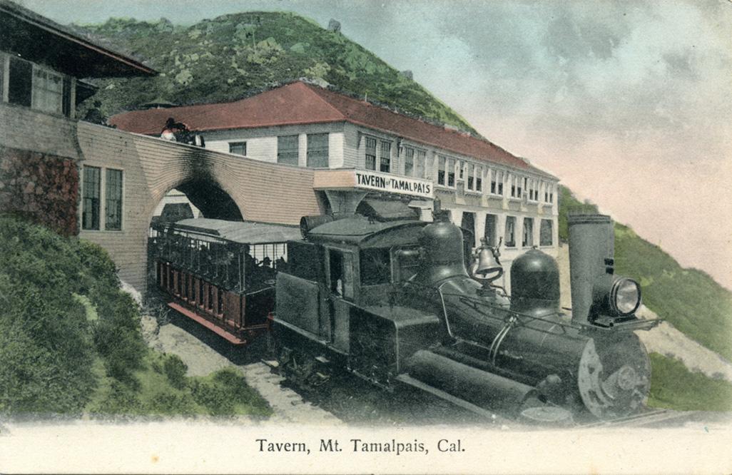 Mount Tamalpais Tavern