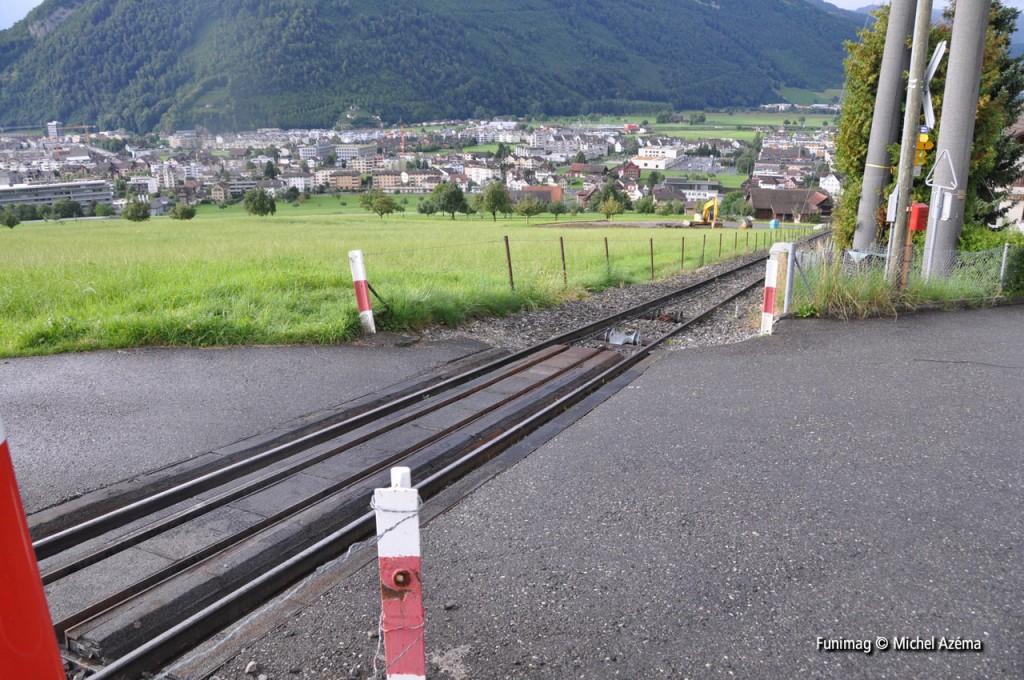 Passage à niveau 2 (18 juillet 2009) / Level crossing 2 (July 18 2009)