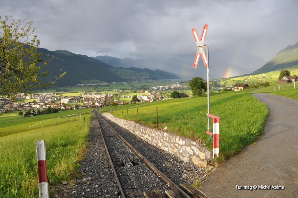 Passage à niveau 4 (18 juillet 2009) / Level crossing 4 (July 18 2009)