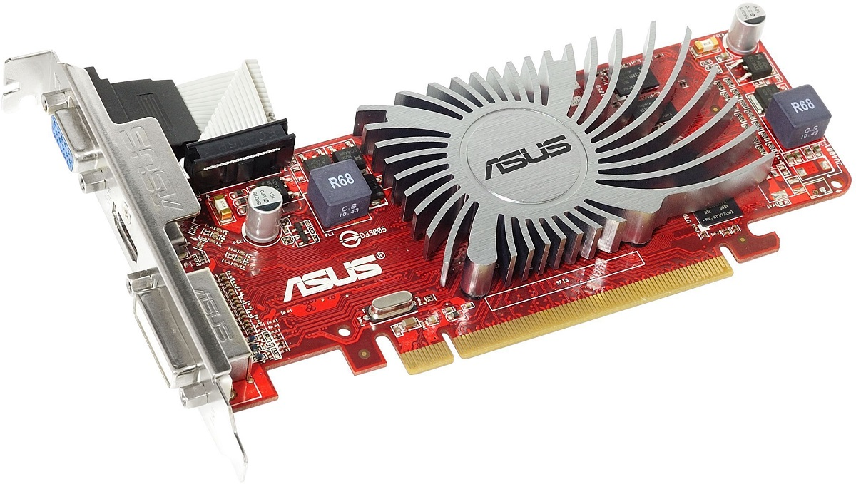 Asus Radeon HD6450